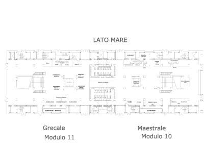 Piano terra - Foyer